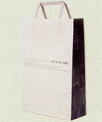 カタログギフト用手提げ袋 無料 百合