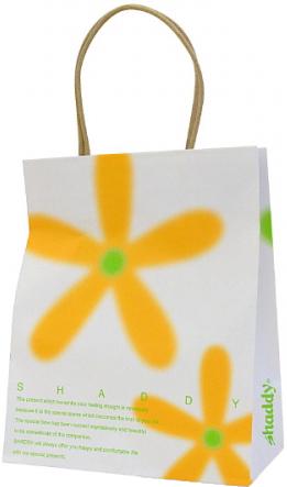 有料祝いギフト用袋フラワー