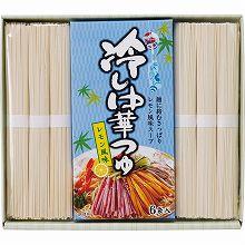 ●ハコ約24.5×20.5×2.8cm・重量=約800g●麺70g×6・冷し中華スープ40g×6【小麦】