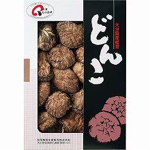 ●ハコ約18.3×26.3×4cm・重量=約215g●大分産原木乾椎茸どんこ60g×1